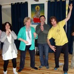 more laughter yoga leaders in W.yorkshire