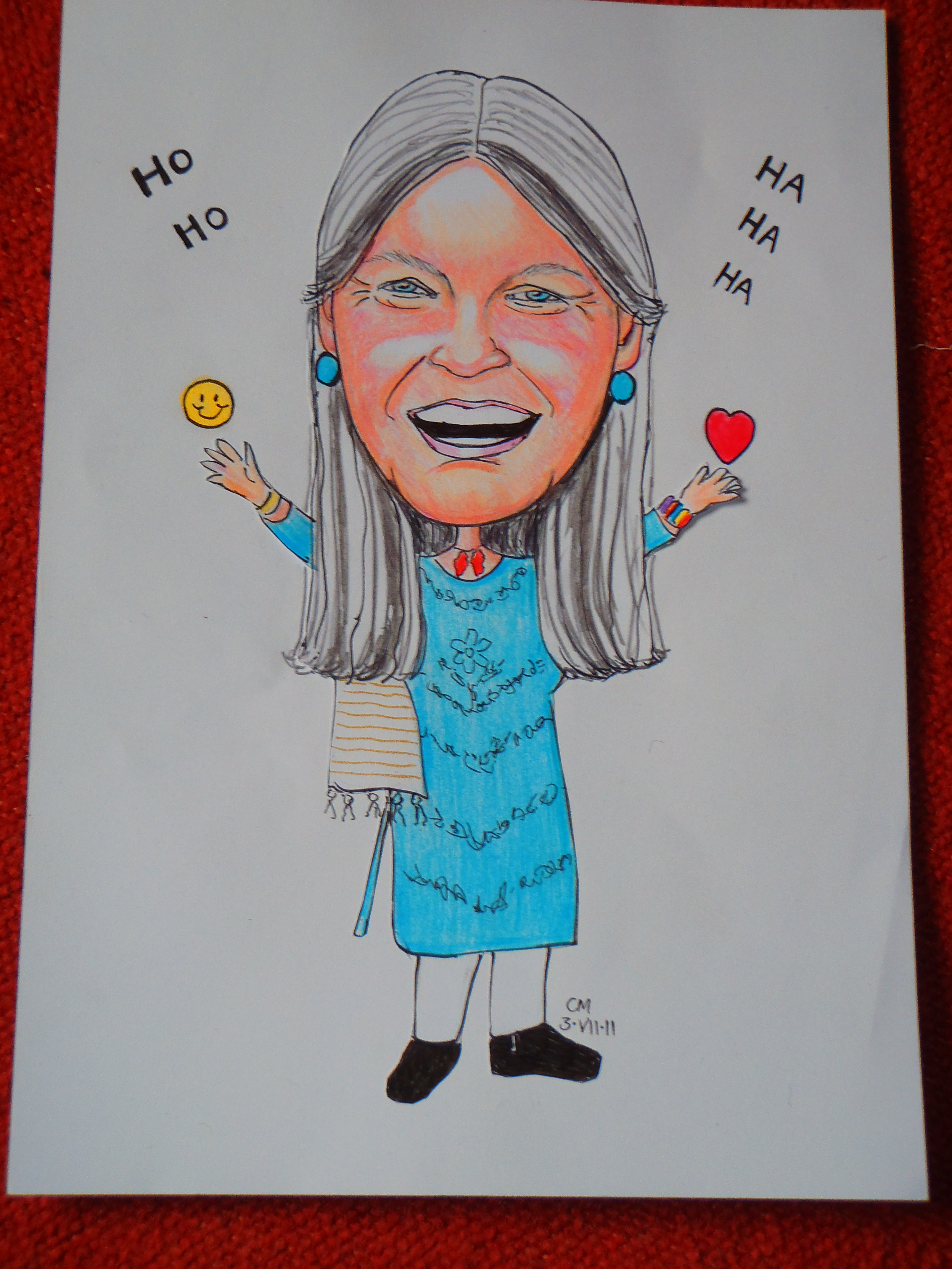 manda animation ..ha ha …by carole from edinburgh training